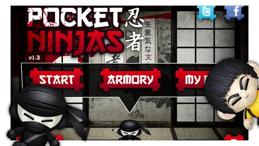 Pocket Ninjas screenshot 10