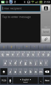Danish for Perfect keyboard screenshot 1