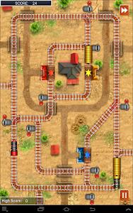 Addictive Wild West Rail Roads screenshot 11