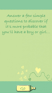 Boy or Girl screenshot 0