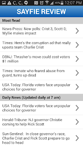 Sayfie Review screenshot 1