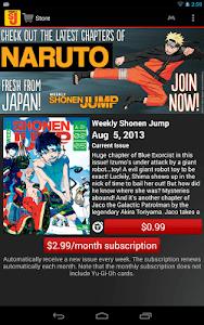 Weekly Shonen Jump screenshot 8