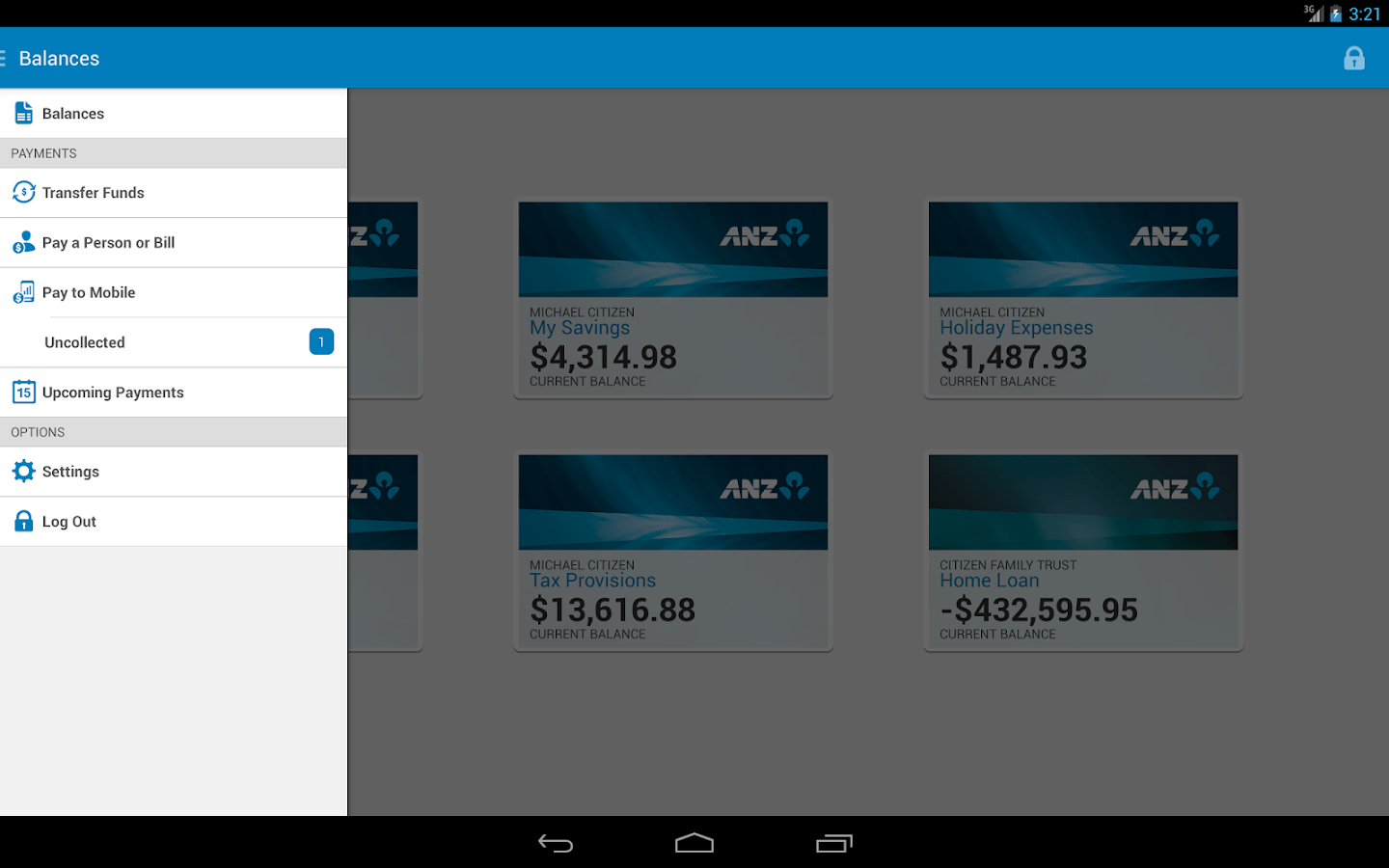 Anz Nz Personal Banking