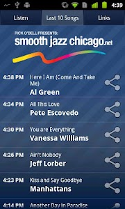 Smooth Jazz Chicago screenshot 1