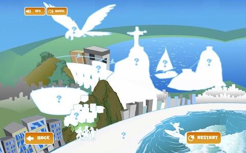 Rio Shape-Puzzle screenshot 9