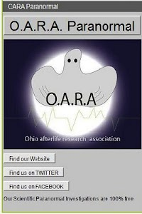 OARA Paranormal screenshot 0