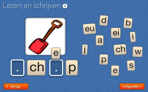 Lezen en Schrijven 2 - Leggen screenshot 0