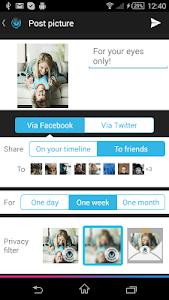 Privately App screenshot 2