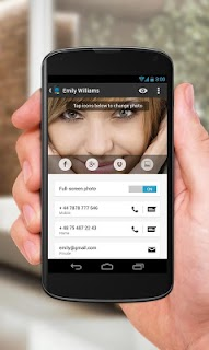 Full Screen Caller ID - BIG! screenshot 03