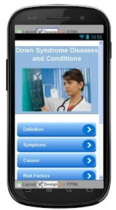 Down Syndrome Information screenshot 0