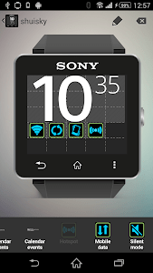Toggles for SmartWatch screenshot 3