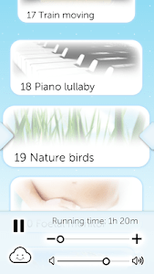 Baby White Noise+Nursery Rhyme screenshot 1