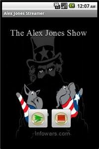 Alex Jones Streamer screenshot 1