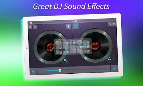 DJ Music Mixer: Sound Studio screenshot 2