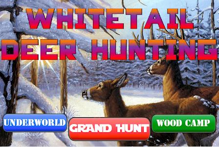 Whitetail Deer Slayer screenshot 0