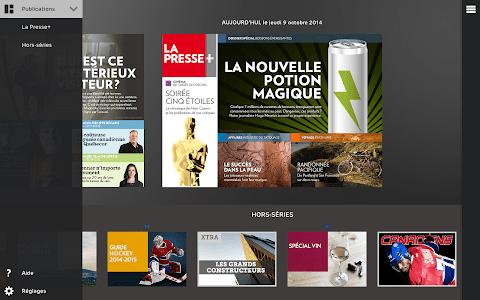 La Presse+ screenshot 8