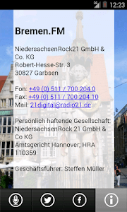 Bremen.FM screenshot 3