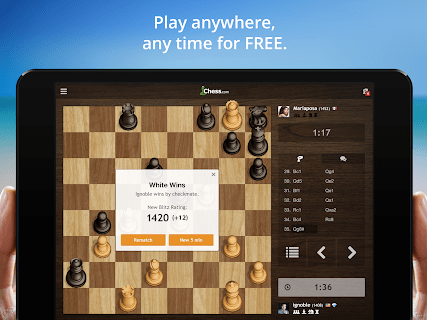 Chess - Play & Learn screenshot 14