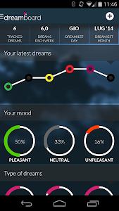 Dreamboard, track your dreams screenshot 1