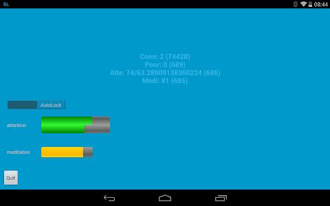 EEG Screenlock screenshot 0
