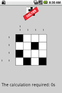 Nonogram Solver screenshot 2