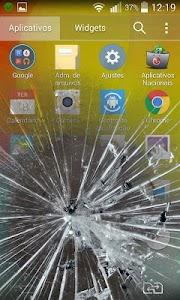 Broken Cracked Screen screenshot 1