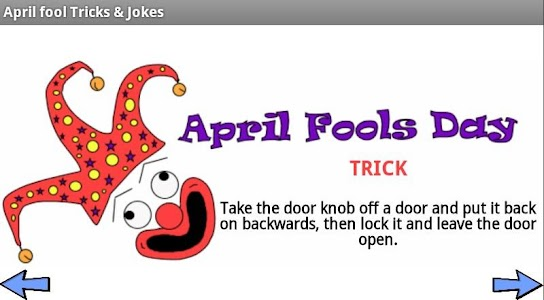 April Fool Tricks & Jokes screenshot 0