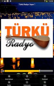 Türkü Radyo Resmi Uygulama screenshot 6