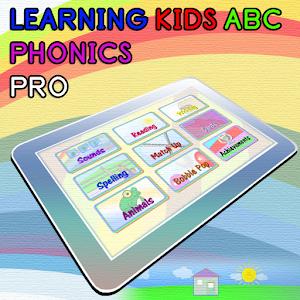 Learning Kids ABC Phonics Pro