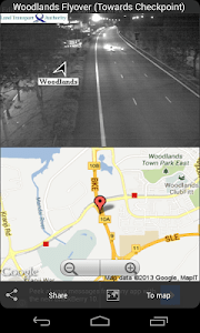 Road Snapshot+ Singapore screenshot 1