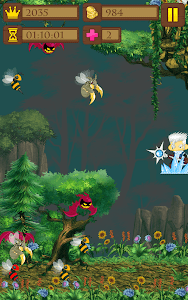 Jungle Swarm screenshot 2