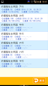 傾向と対策 介護福祉士試験 screenshot 2