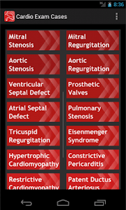 Cardiology OSCE Cases screenshot 0
