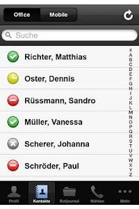 NetPhone Mobile 2011 screenshot 1