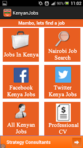 JOBS IN KENYA screenshot 0