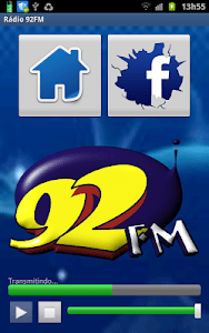 Rádio 92 FM - Formosa screenshot 1