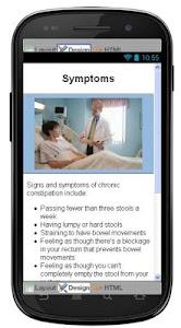 Constipation Information screenshot 2