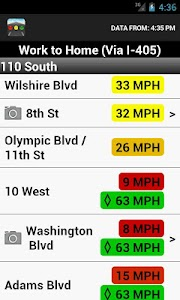 Sigalert – Traffic Reports – Sigalert features real-time ... on