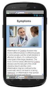 Crohns Disease & Symptoms screenshot 2