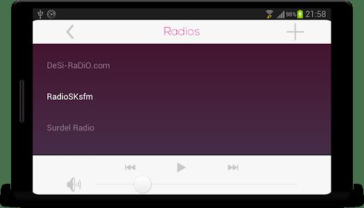 Bollywood RADIO screenshot 11