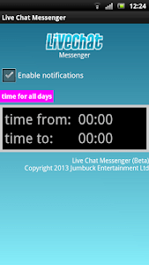 Live Chat Messenger screenshot 2