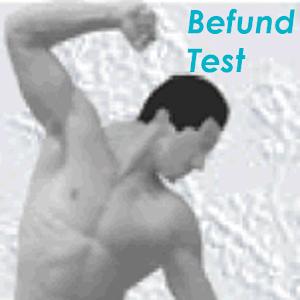 Physiokompendium Befund Test