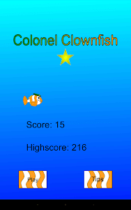 Colonel Clownfish screenshot 5