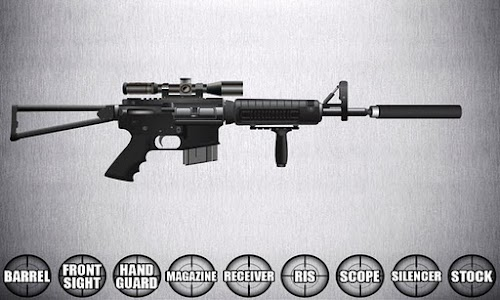 Assault Rifle Builder screenshot 4