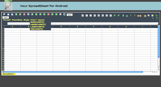 Your SpreadSheet screenshot 5