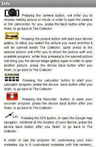 The Collector - free version screenshot 6
