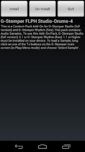 G-Stomper FLPH Studio-Drums-4 screenshot 0