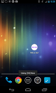 WiFi/3G Switcher screenshot 0