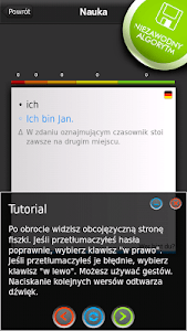 FISZKI Niemiecki Słownictwo 3 screenshot 2