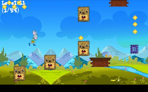 Bunny Rush Run screenshot 7